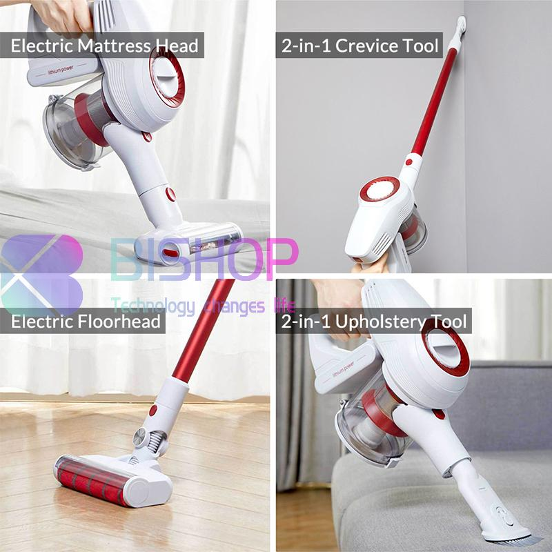Xiaomi JIMMY JV51 Handheld Cordless Vacuum Cleaner