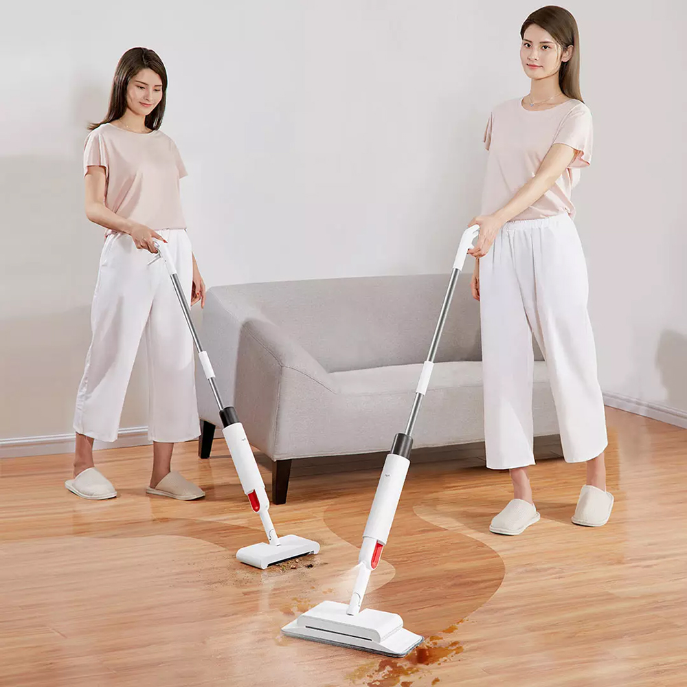 Deerma water spray mop TB900