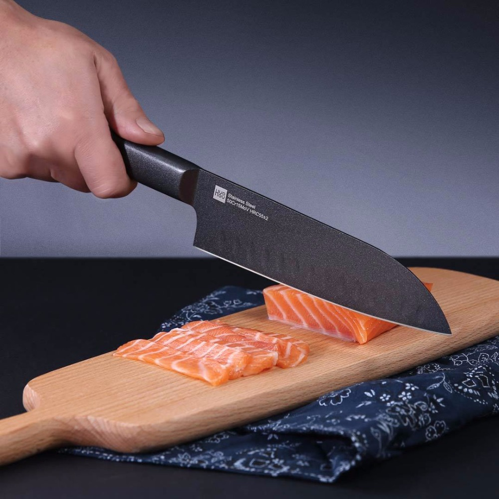 Huo Hou nano ceramic knife set
